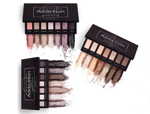Addiction Eye Shadow Palette's