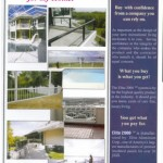 Railing Systems Brochure