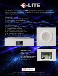 E-Lite LED Lighting System