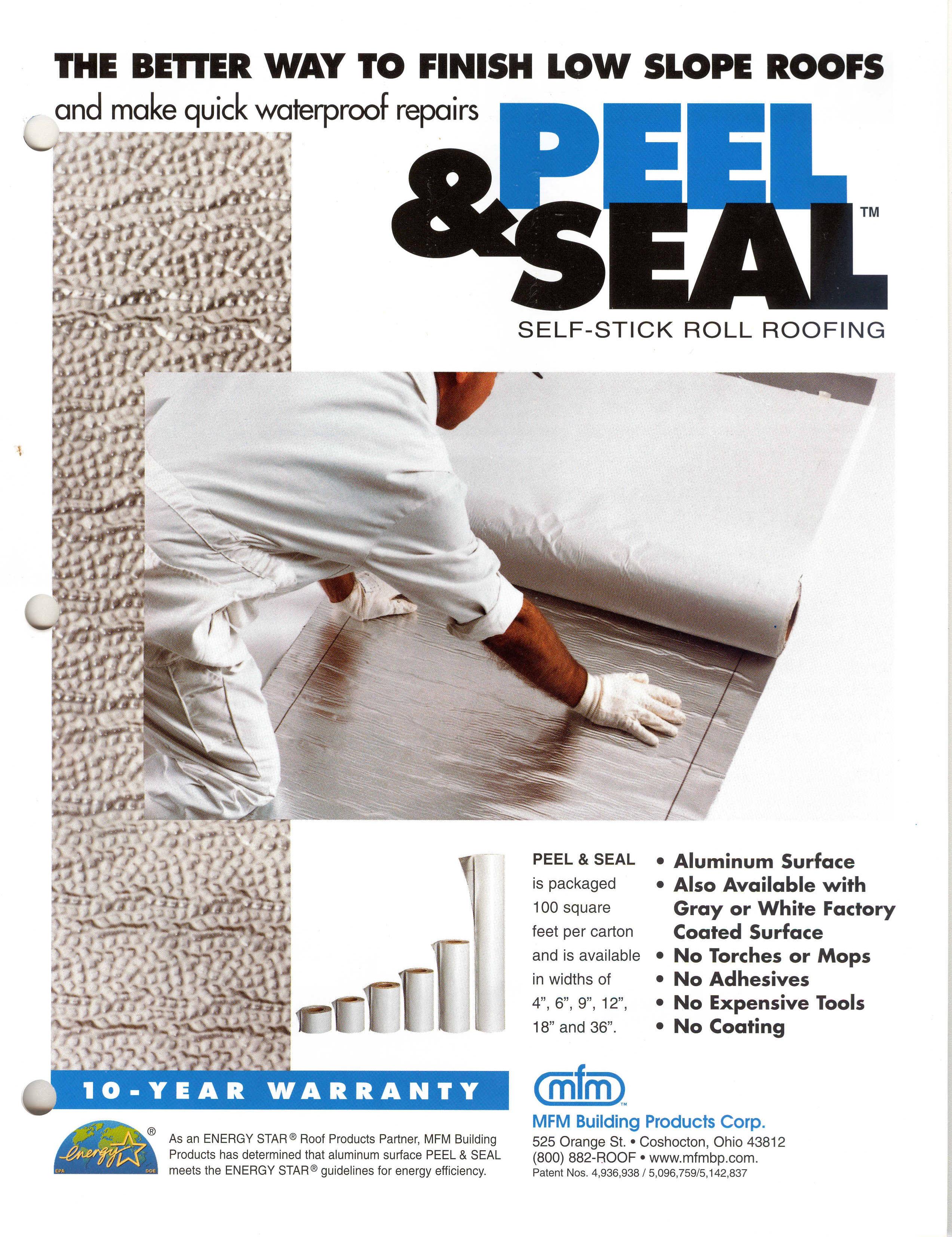 Peel & Seal