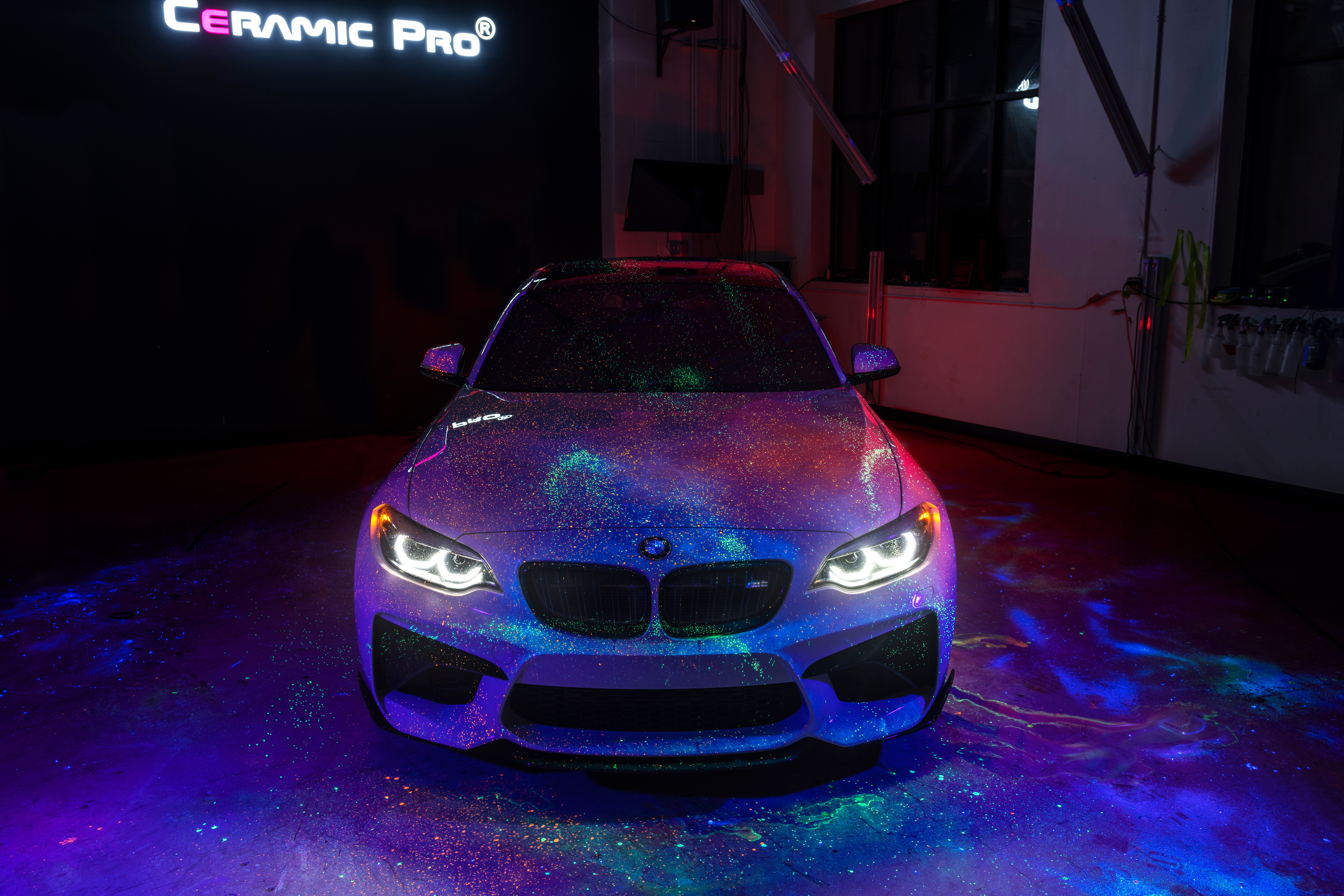 Ceramic Pro Twin Cities BMW Paint Protection Film