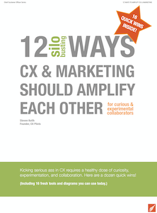 12 Ways CX Marketing