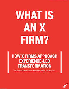 Cover of X Firm Architecture