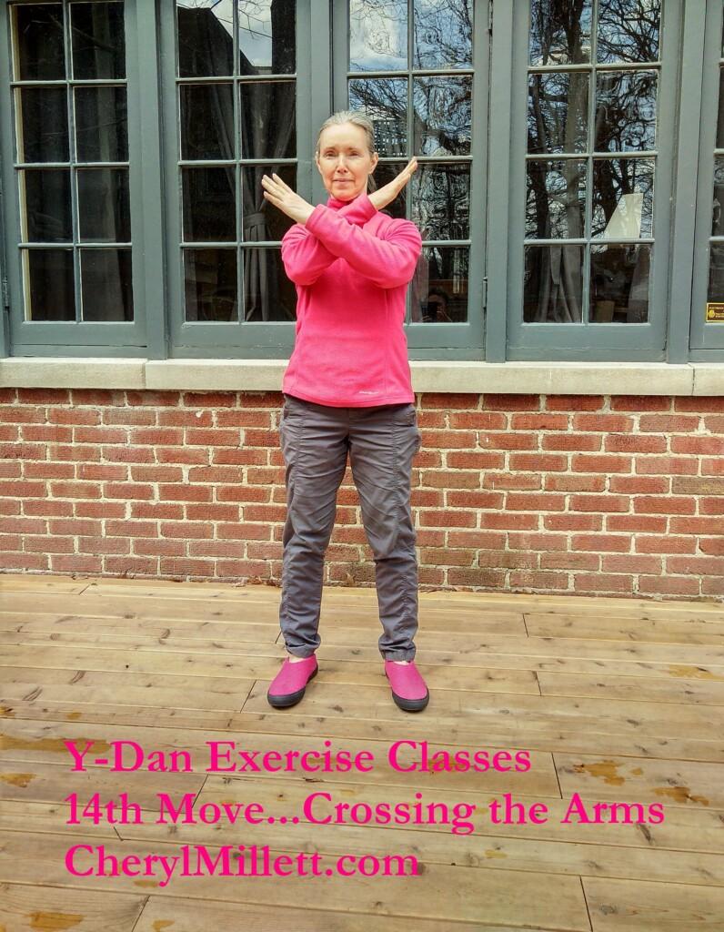 Y-Dan Exercise Waitankung Wai Tan Kung