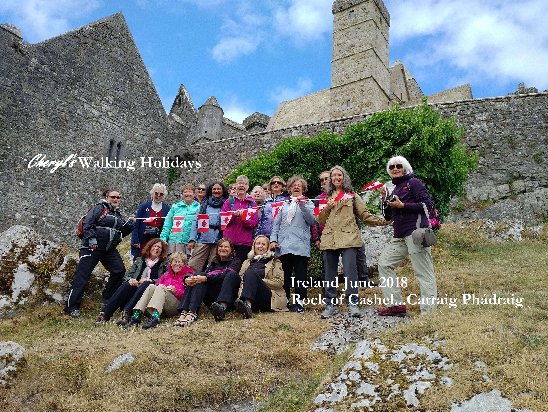 walking hiking Ireland