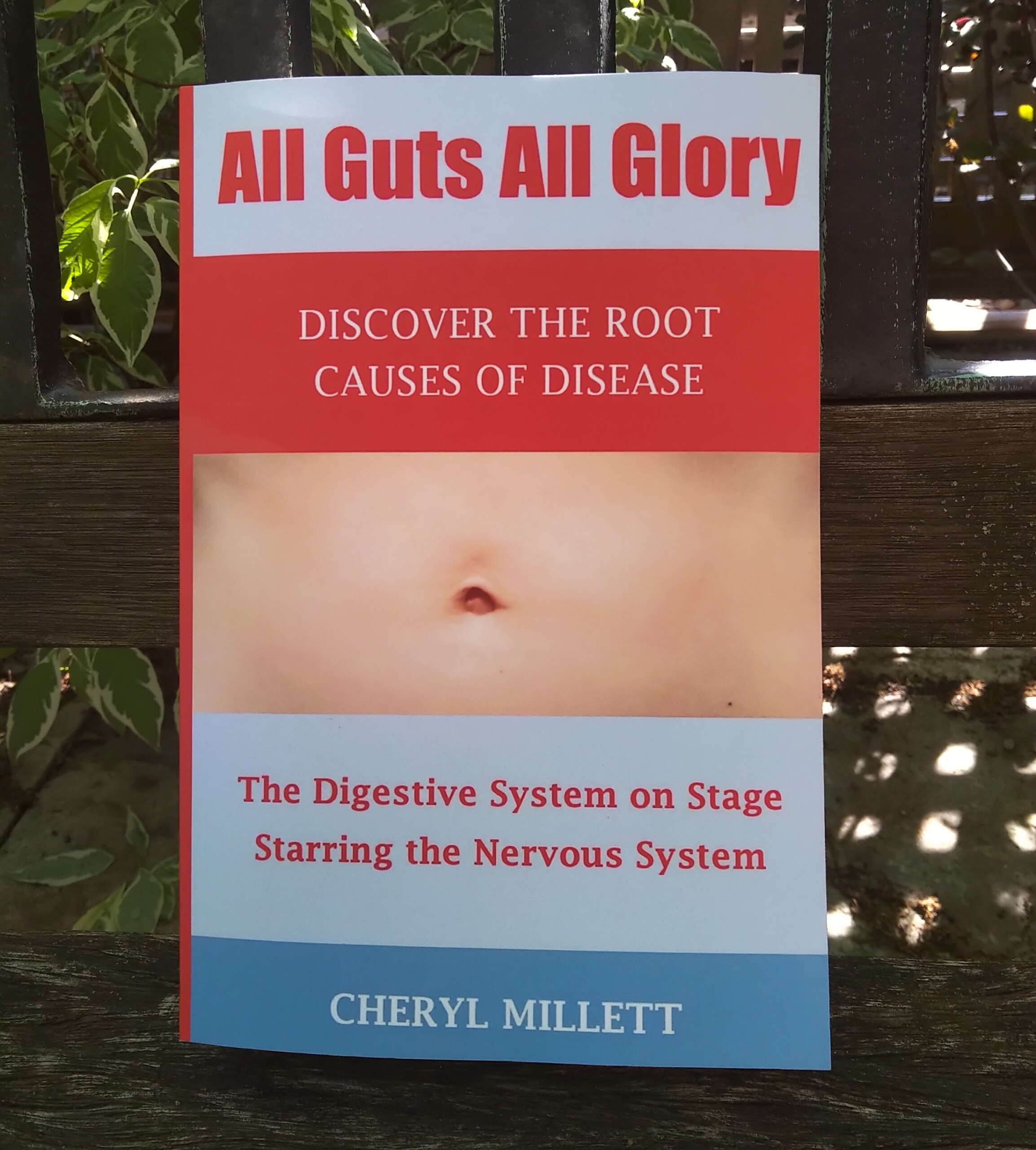 Learn about All-Guts-All-Glory-book-by-Cheryl-Millett