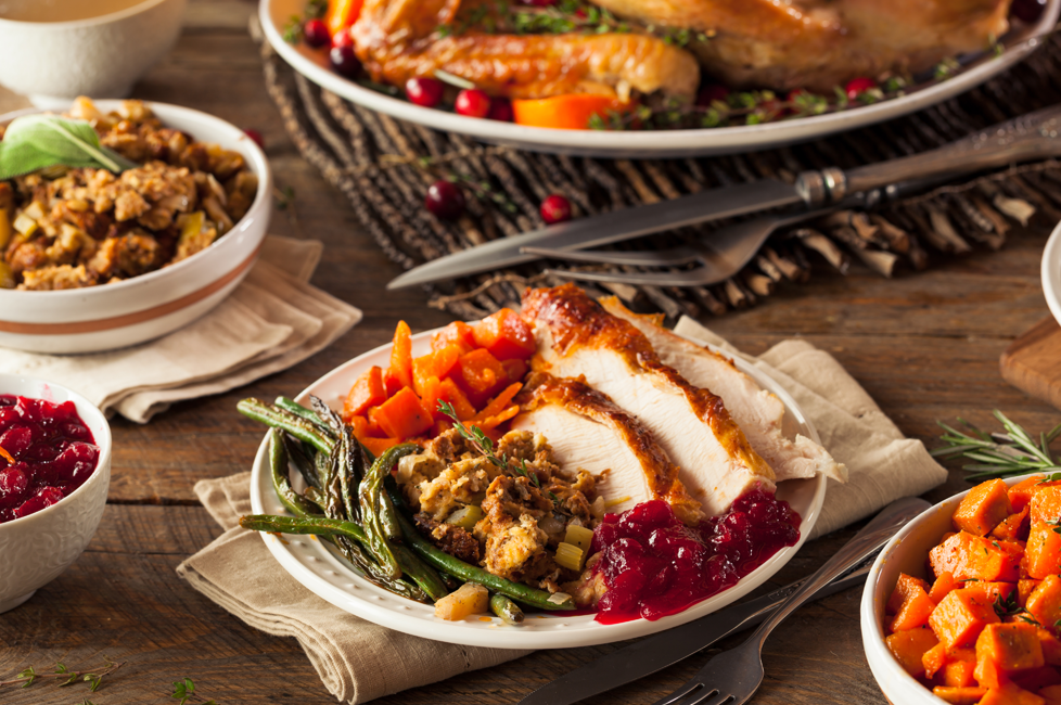Thanksgiving Dinner Hosting Plan and Menu