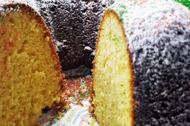 Grandma's Wine Bundt Cake