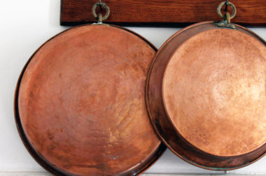 Cleaning Brass Pots and Pans