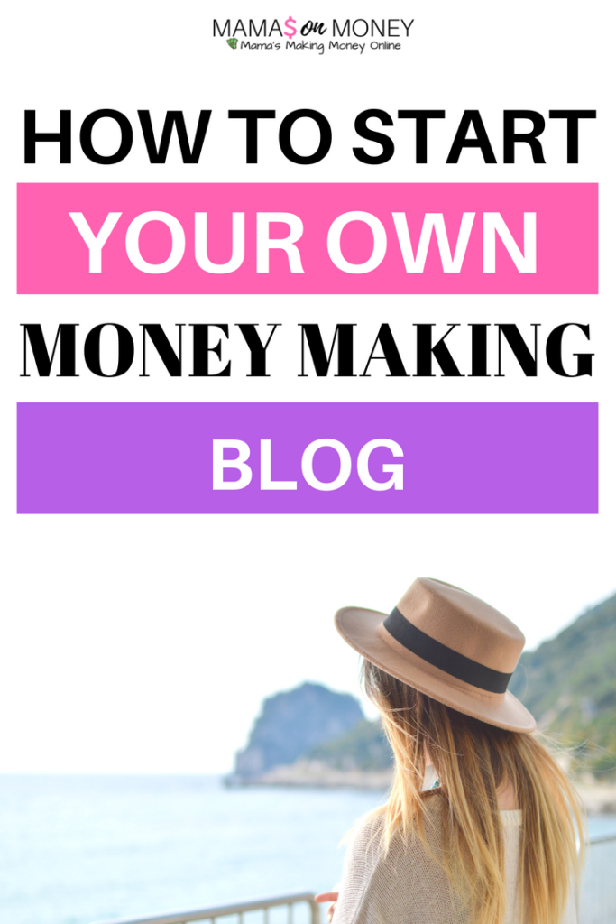 How to Start your own money making blog