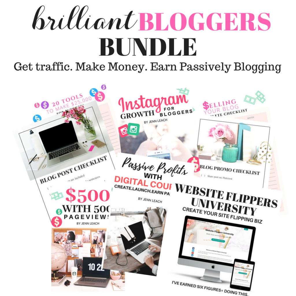 Brilliant Bloggers Bundle