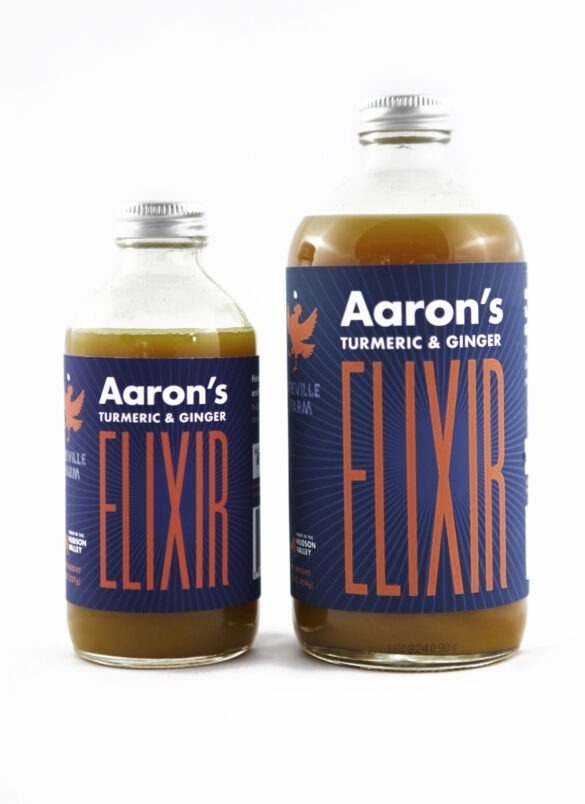 Aaron's Elixir 8OZ to 16OZ