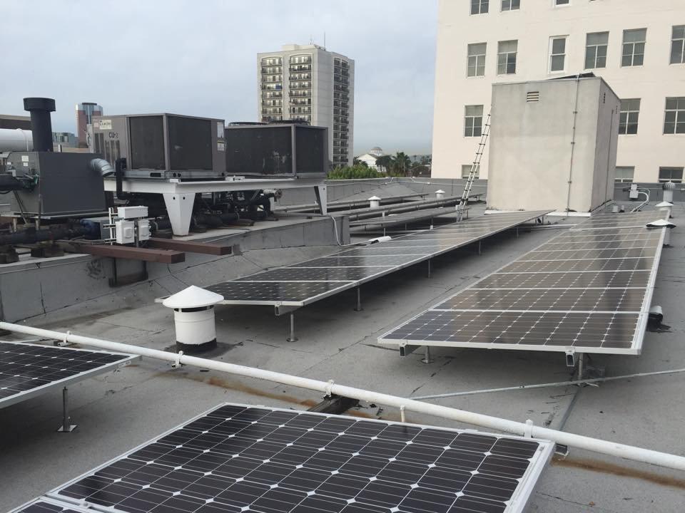 Commercial Solar Provider