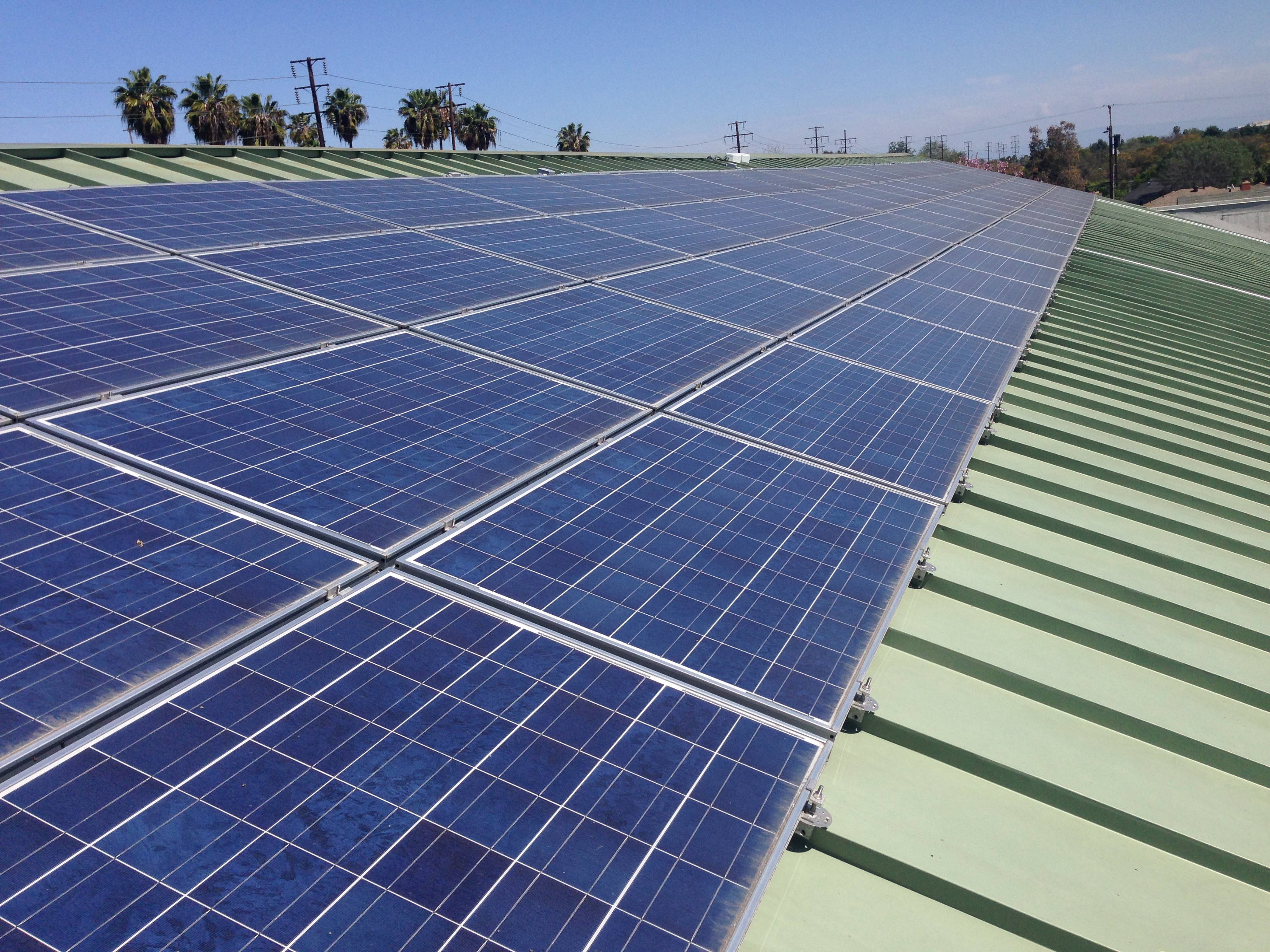 Residential Solar Installations Southern California