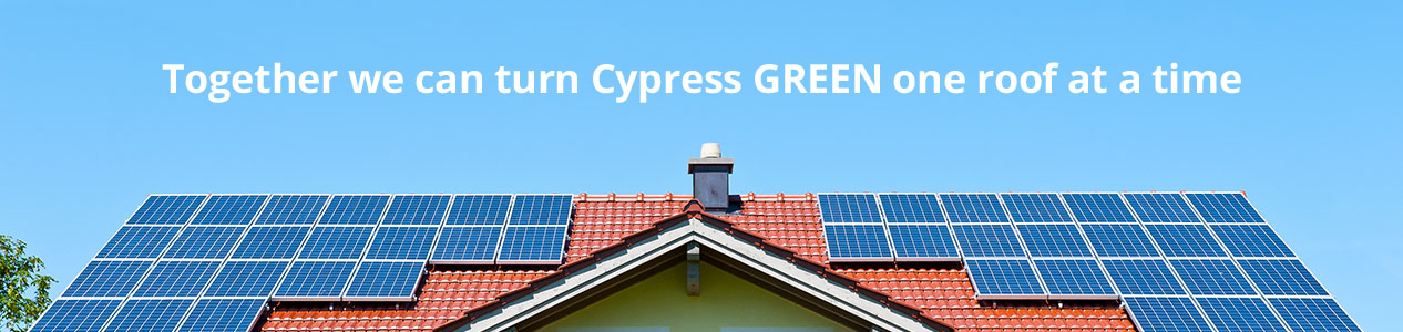 solar company cypress