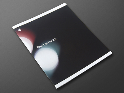 Apple Pro Apps Booklet