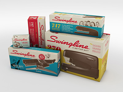 Swingline Packaging