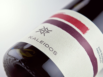 Kaleidos Wine Labels