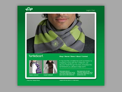 TurtleScarf