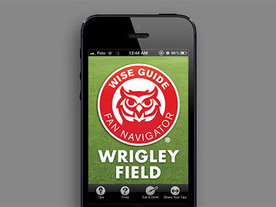Wise Guides iPhone App