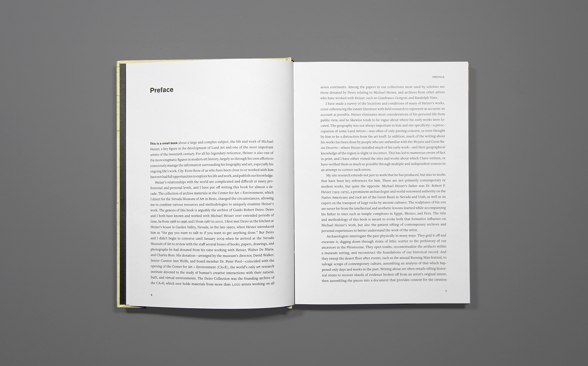 Heizer-book-spread-7-hazen