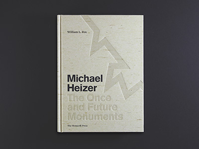 Michael Heizer Book