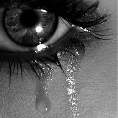 unexplained tears…