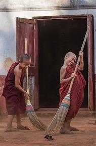 Sweeping…