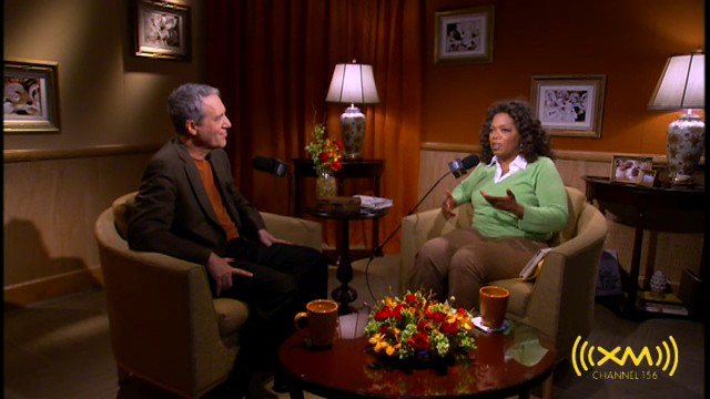 Natural Dreamwork Founder Rodger Kamenetz Interviewed by Oprah