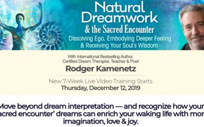 SIGN UP FOR Natural Dreamwork and the Sacred Encounter course on Shift Network