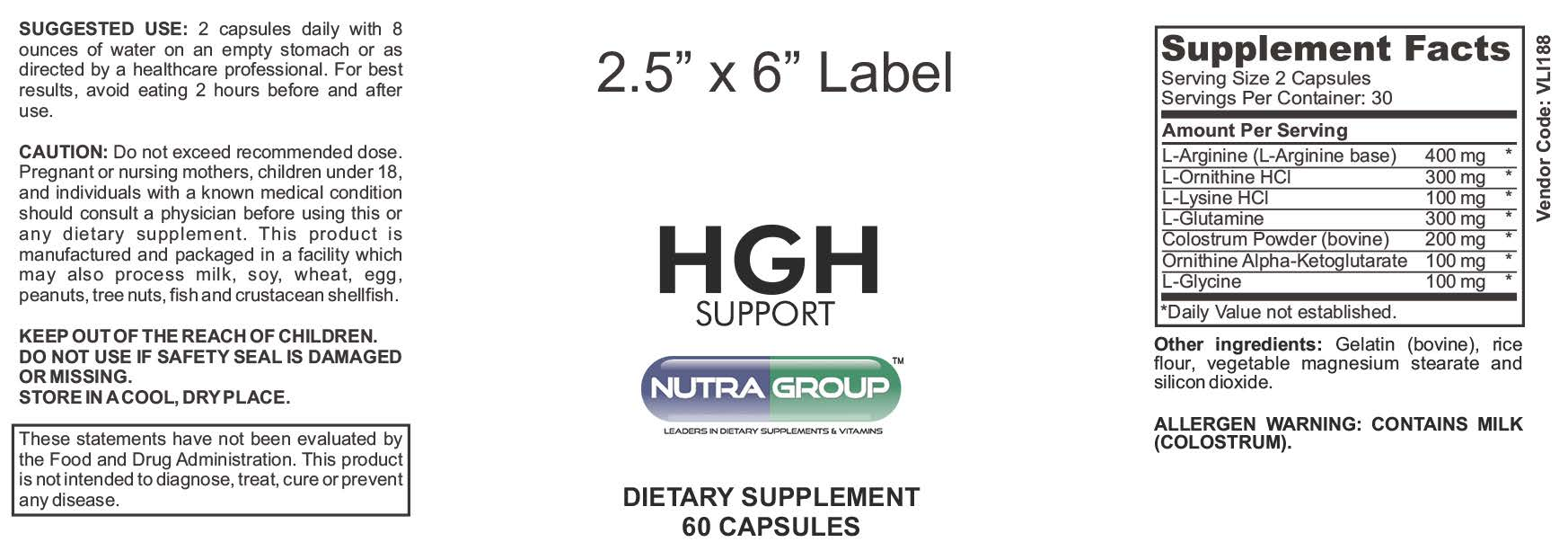 hgh supplement | private label hgh supplements