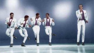 The Temptations- I can't get next to you