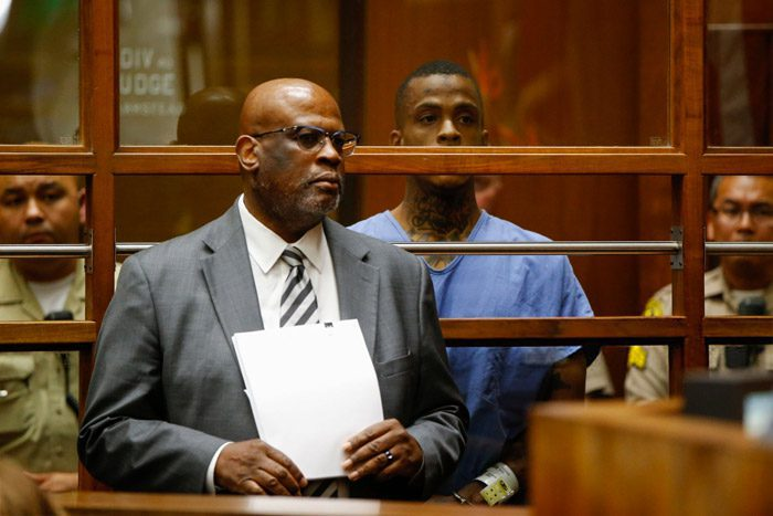 Chris Darden Withdraws From Nipsey Hussle Murder Case