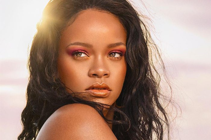Rihanna Launches Fenty Fashion Brand with LVMH
