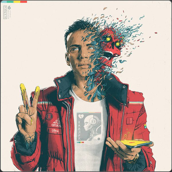 Stream Logic's Album 'Confessions of a Dangerous Mind'