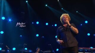 Simply Red – You Make Me Feel Brand New – Live