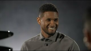 Usher – Mercy Mercy Me/What's Going On Medley (Acoustic Cover)
