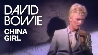 David Bowie – China Girl (Official Video)