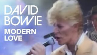 David Bowie – Modern Love (Official Video)