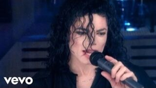 Michael Jackson – Give In To Me (Official Video)