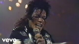 Michael Jackson – Wanna Be Startin' Somethin' (Live At Wembley July 16, 1988 (Stereo))