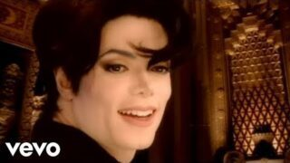 Michael Jackson – You Are Not Alone (Official Video)