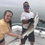 061018 Shark Fishing Charter Ocean City Maryland