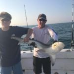 070218 Shark Fishing Report Ocean City Maryland