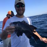 082418 Sea Bass Fishing Report 4