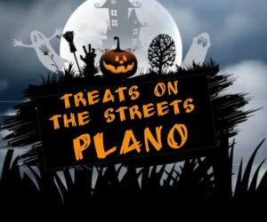 Treats on the Street - October 29th 4pm-6pm