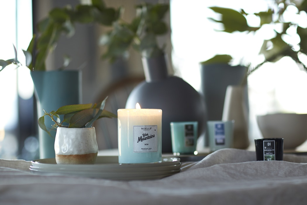 candles; scented
