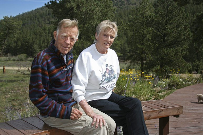 Herb and Kathy Kalen, who were instrumental in the development of many hiking trails in the Moreno Valley area, will move to Florida later this month.