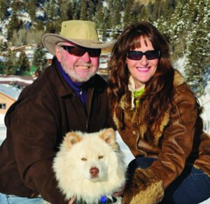 Wally, Christy and Isis (Courtesy photo)