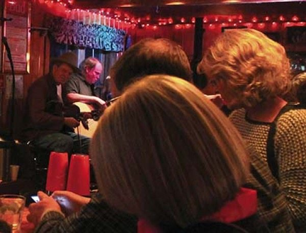 Intimacy is an important part of the annual Red River Songwriters Festival. (Chronicle file photo)
